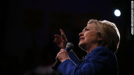Hillary Clinton defends trade stance