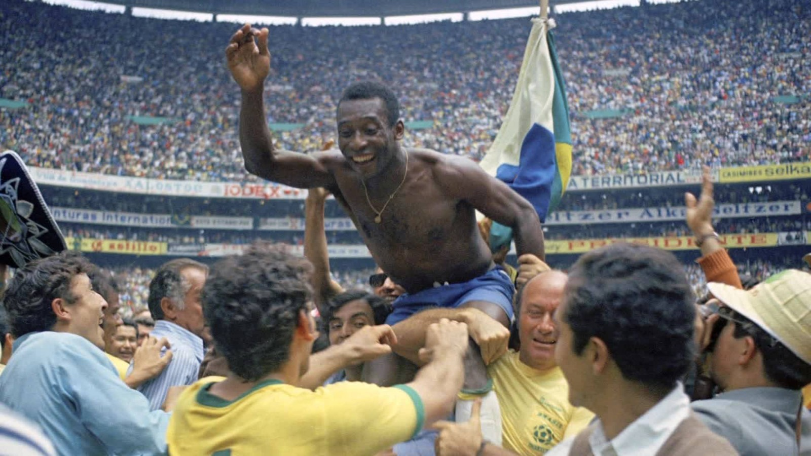 Pele s top four moments World Cups & national service CNN