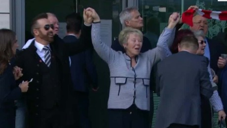 families celebrate hillsborough verdict riddell live_00000404