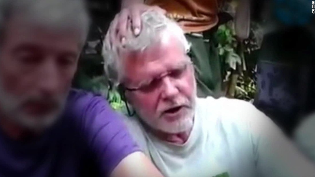 Militants kill Canadian hostage John Ridsdel in the Philippines