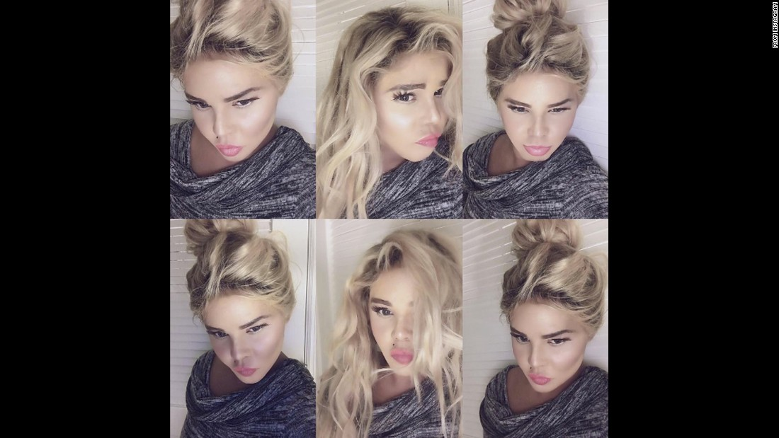 "Rapper Lil' Kim posted selfies on Instagram that showed her <a href=""http://www.cnn.com/2016/04/25/entertainment/lil-kim-photos/index.html"" target=""_blank"">decidedly lighter and blonder.</a> ""Miami Heat!!!"" <a href=""https://www.instagram.com/p/BEmWuB2vsVu/"" target=""_blank"">she said on Instagram</a> on Sunday, April 24."