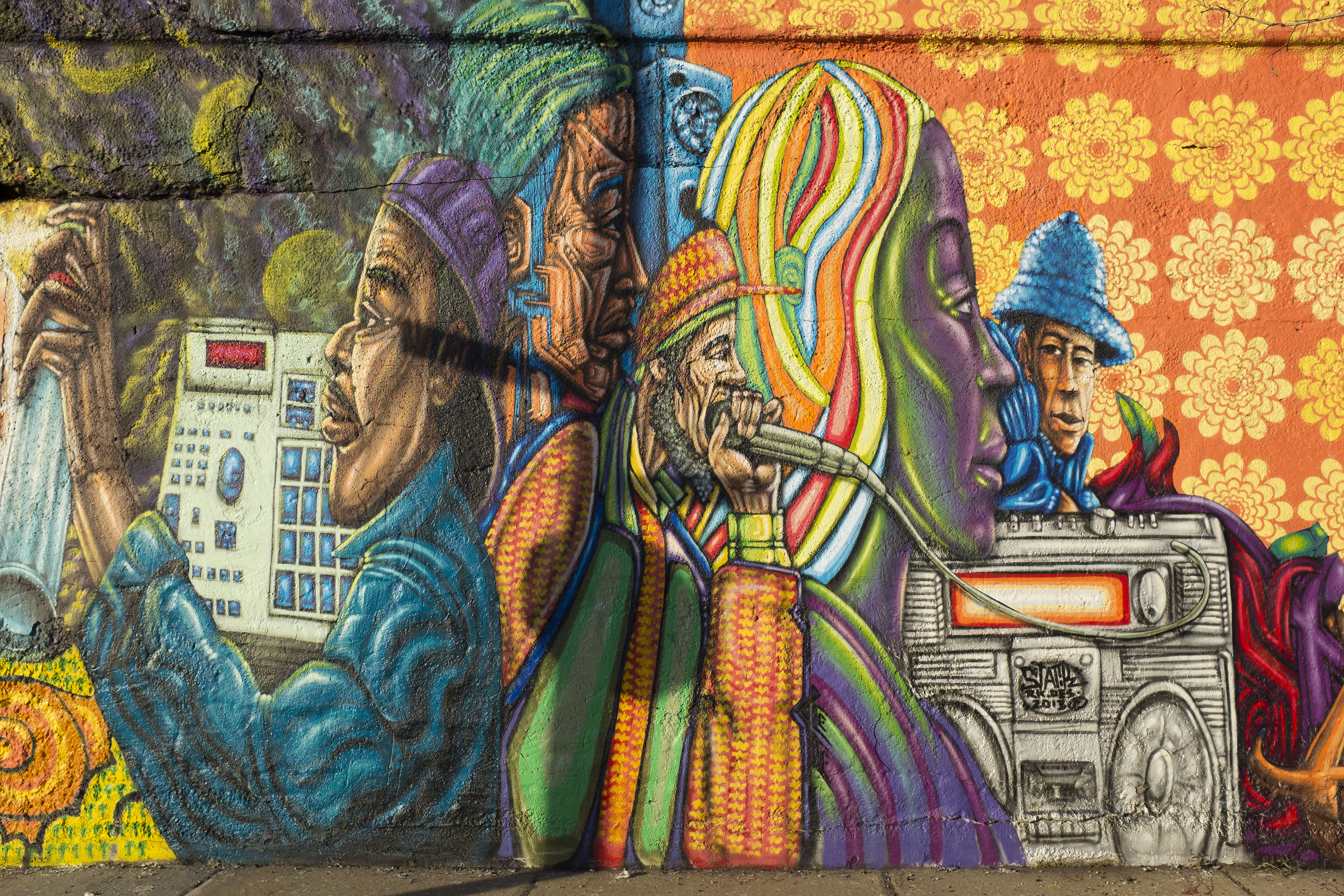 Cool Street Art In Chicago