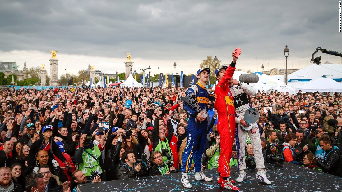 A estimated 20,000 fans turned out to watch the inaugural Paris ePrix. Here's what a few of them thought of the historic race.