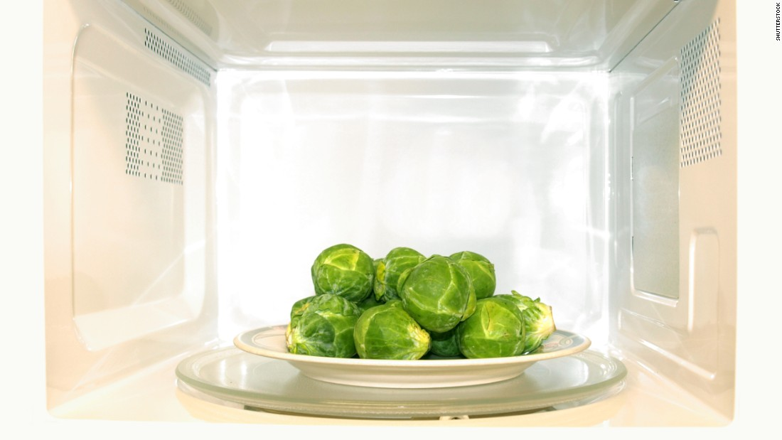 When in doubt, microwave. That's because microwaving uses little to no water, and can heat the vegetable quickly, thus preserving nutrients such as vitamin C that break down when heated.
