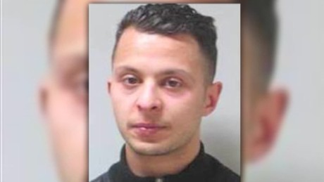 Salah Abdeslam is suspected of being involved in the Paris terror attacks in November.