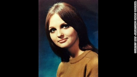 Canadian Reet Jurvetson was stabbed to death in 1969, but wasn't identified until last year.