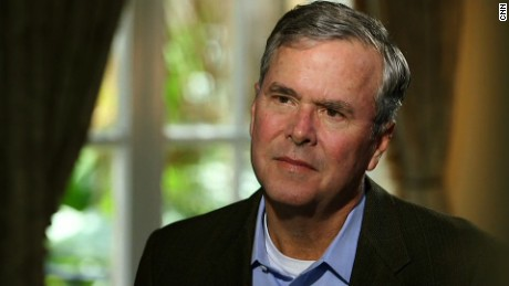 Jeb Bush Jamie Gangel interview
