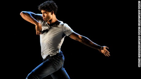 LONDON, ENGLAND - JULY 28:  Dancer Carlos Acosta performs onstage during a photocall for 'Carlos Acosta: Premieres' at the London Coliseum on July 28, 2010 in London, England.  (Photo by Gareth Cattermole/Getty Images)