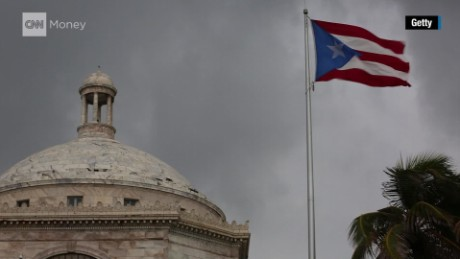Puerto Rico is deep in debt