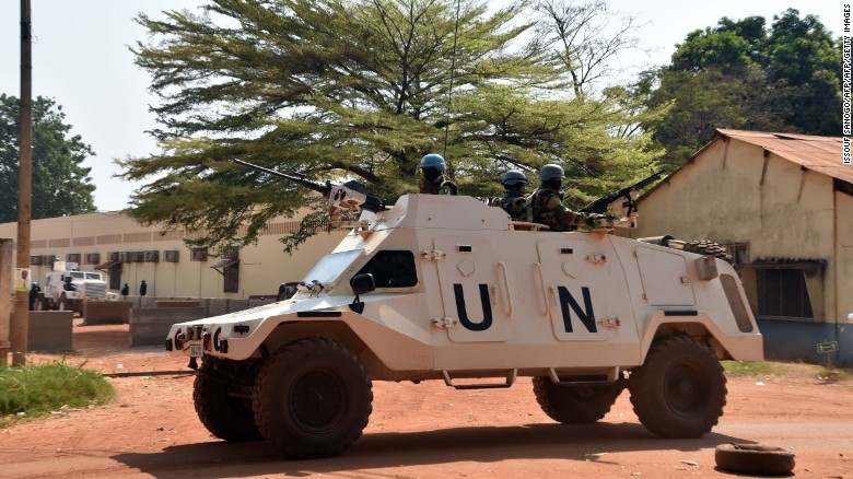 U.N. under fire over sexual abuse by peacekeepers