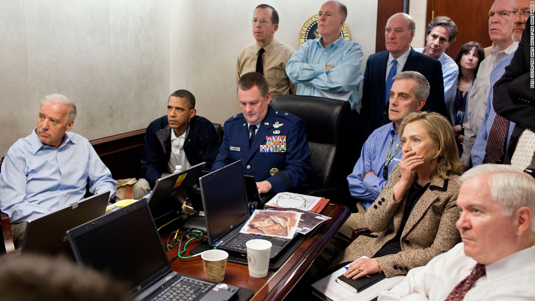 Reliving The Bin Laden Raid In The White House   CNNPolitics Part 47