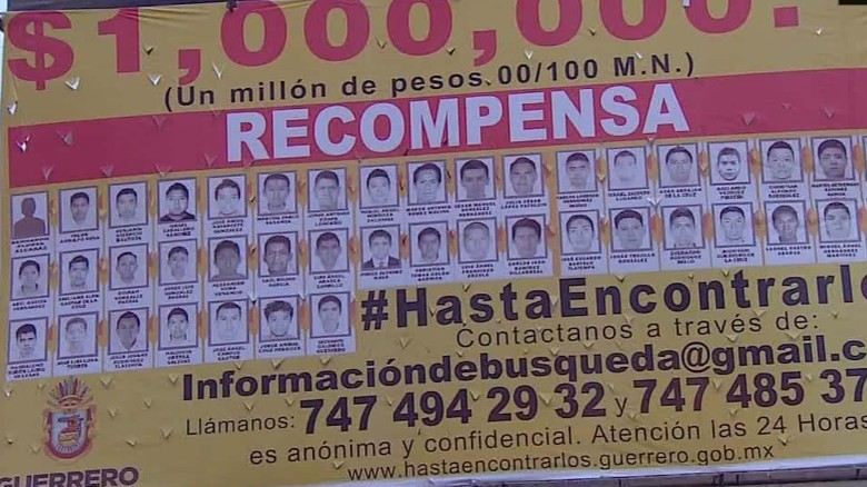 mexico missing students investigator romo pkg_00011026