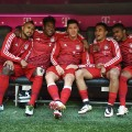 bayern munich bench