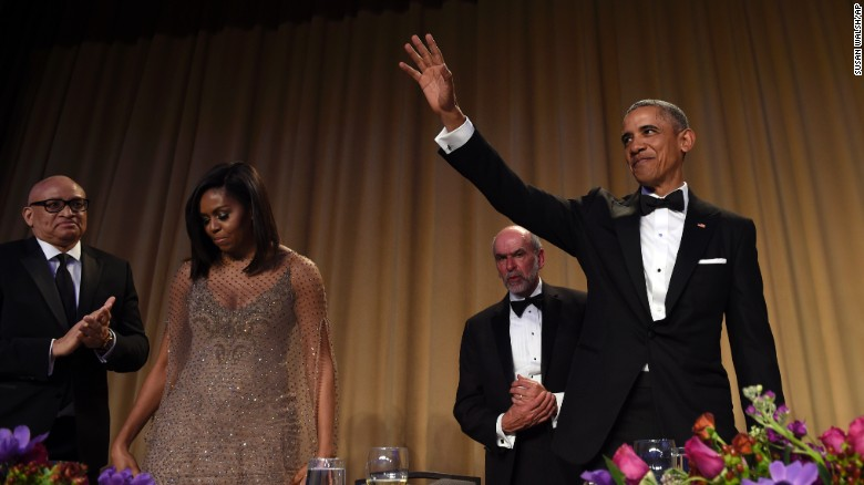 Hits and misses at President Obama's final WHCD