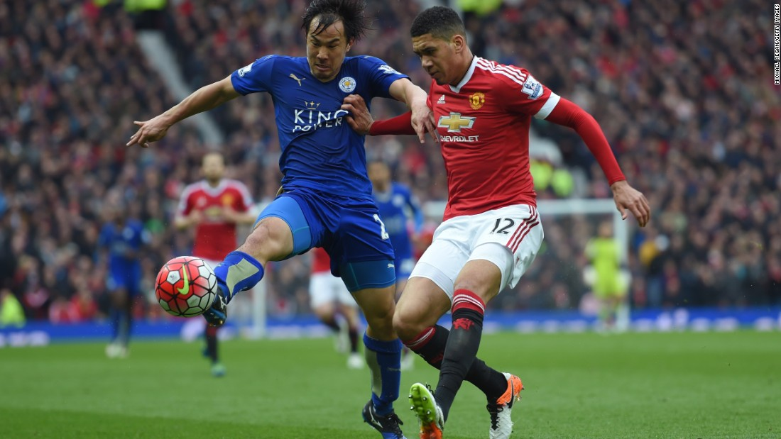 man united vs leicester city - photo #12