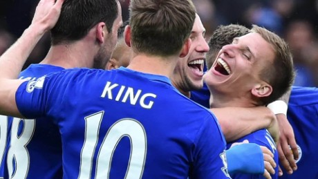 Fuchs on Leicester's title: 'It was pure happiness'
