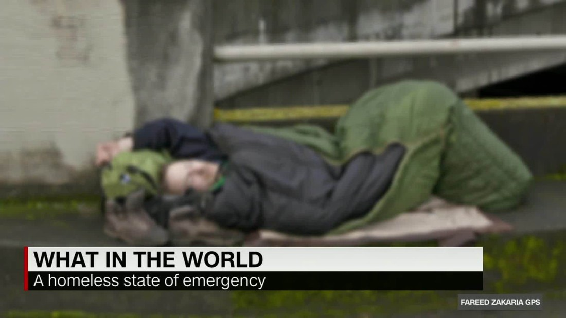 What in the World: A solution to homelessness