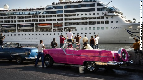 Carnival Cruise Line is sued over properties seized by Cuban government decades ago