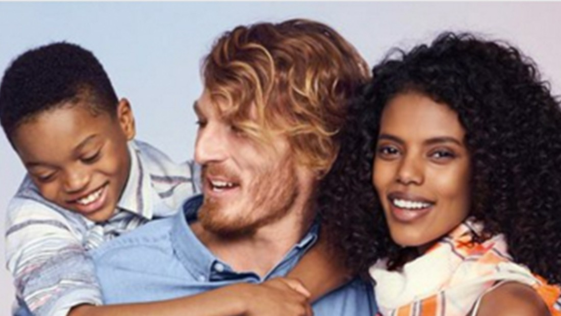 Jack Mccain Slams Critics Of Old Navy Ad Featuring Interracial Family Cnnpolitics
