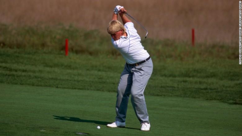 Daly đã giành chức vô địch PGA năm 1991.
