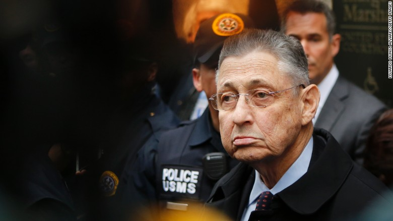Supreme Court denies NY Democrat Sheldon Silver's appeal of bribery conviction