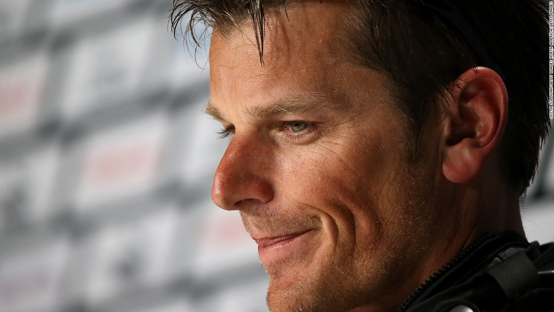 Dean Barker, Team New Zealand's skipper in the 2007 and 2013 final defeats, is tasked with leading Japan's bid for a first title.