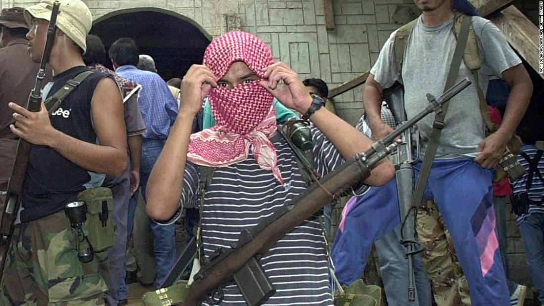 Filipino militant group Abu Sayyaf release new hostage video