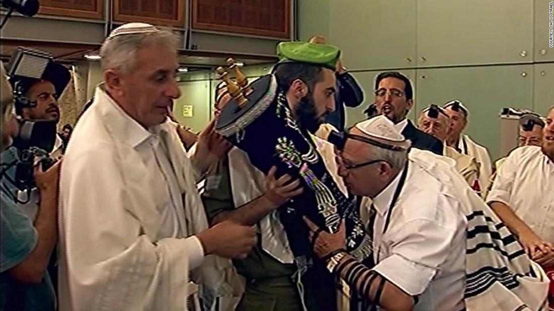 Holocaust survivors mark bar mitzvahs at last