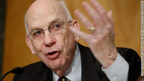 Former Sen. Robert Bennett -- seen here at a Capitol Hill hearing in 2009 -- died Wednesday at 82.