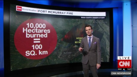 Thousands flee as wildfires rage in Canada