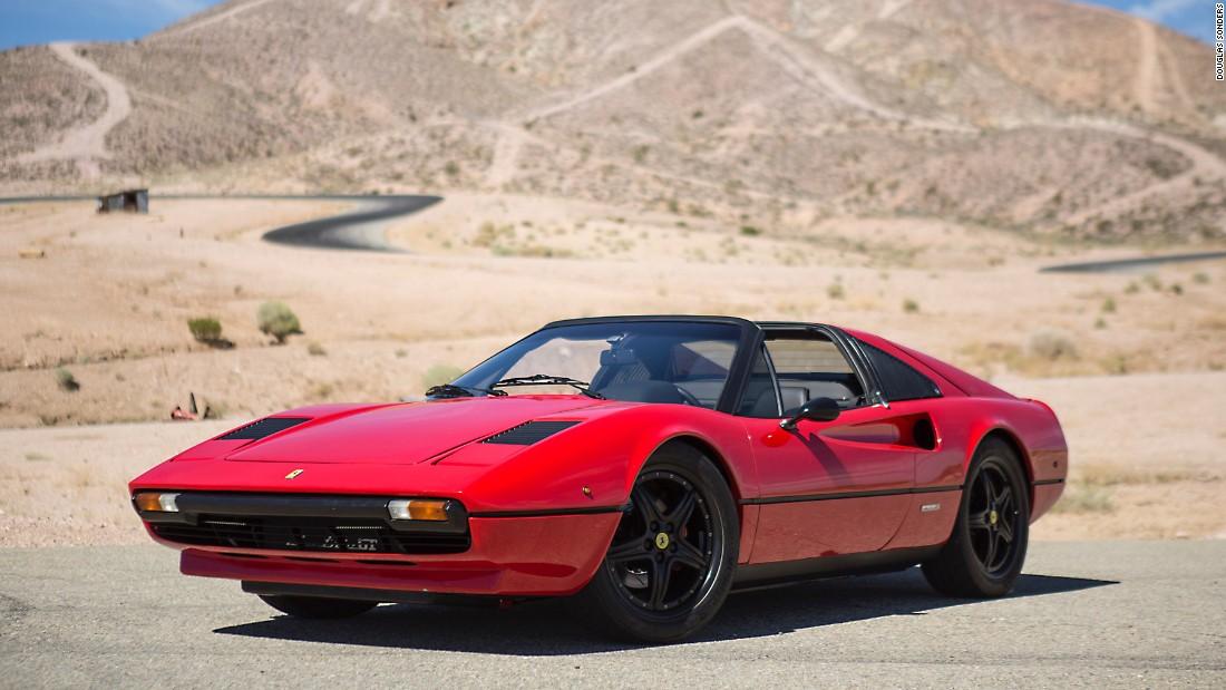 Saved from the scrapheap: Ferrari 308 reborn as electric supercar