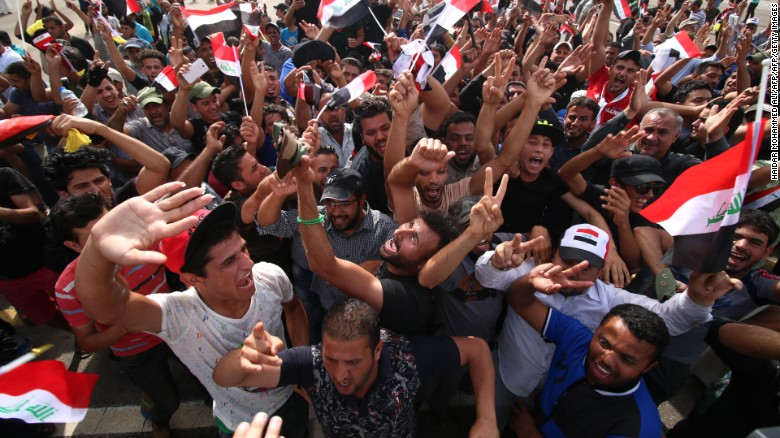 Former Iraqi diplomat: Iraq is in political chaos