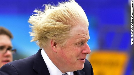 The many faces of Boris Johnson