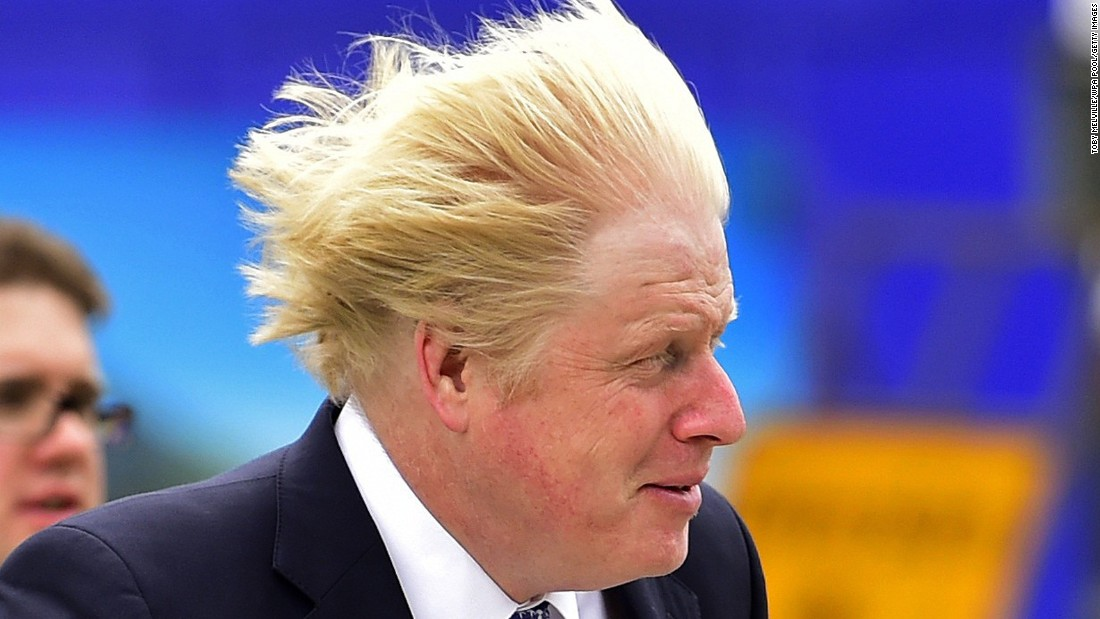 Boris Johnson rips Russian Federation in hoax phone call