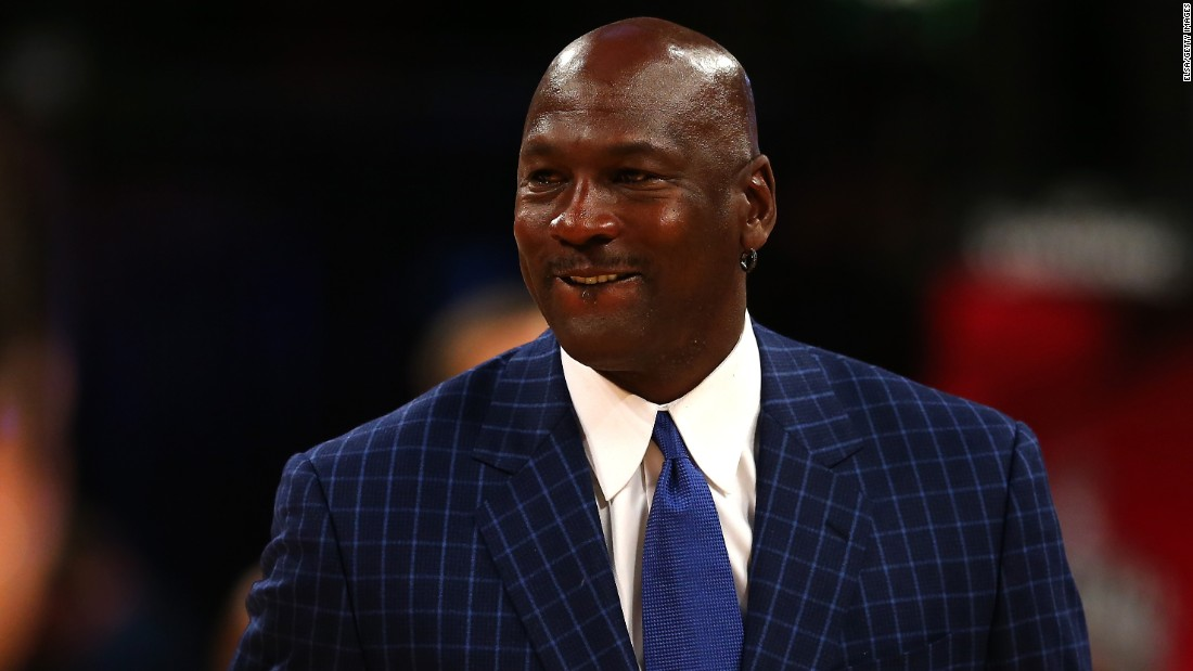 Michael has been a popular name for boys across the generations. In 2015, it was ranked ninth. Basketball legend Michael Jordan is surely one of the best-known Michaels of all.