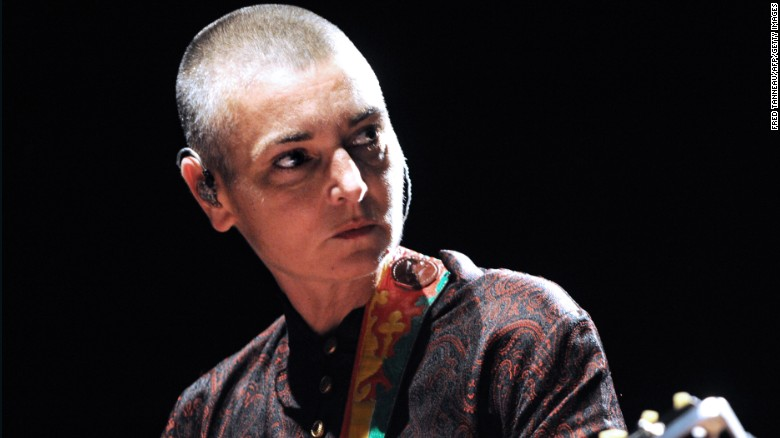 Sinead O'Connor's struggle with mental illness
