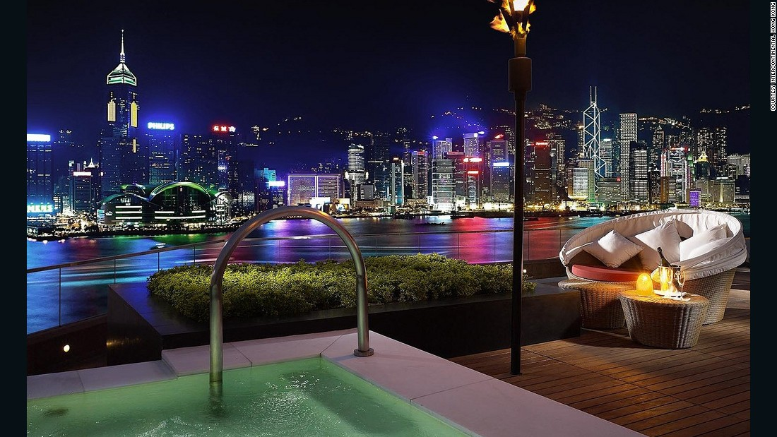 Hong Kong U0026 39 S 14 Best Hotels For Amazing Views