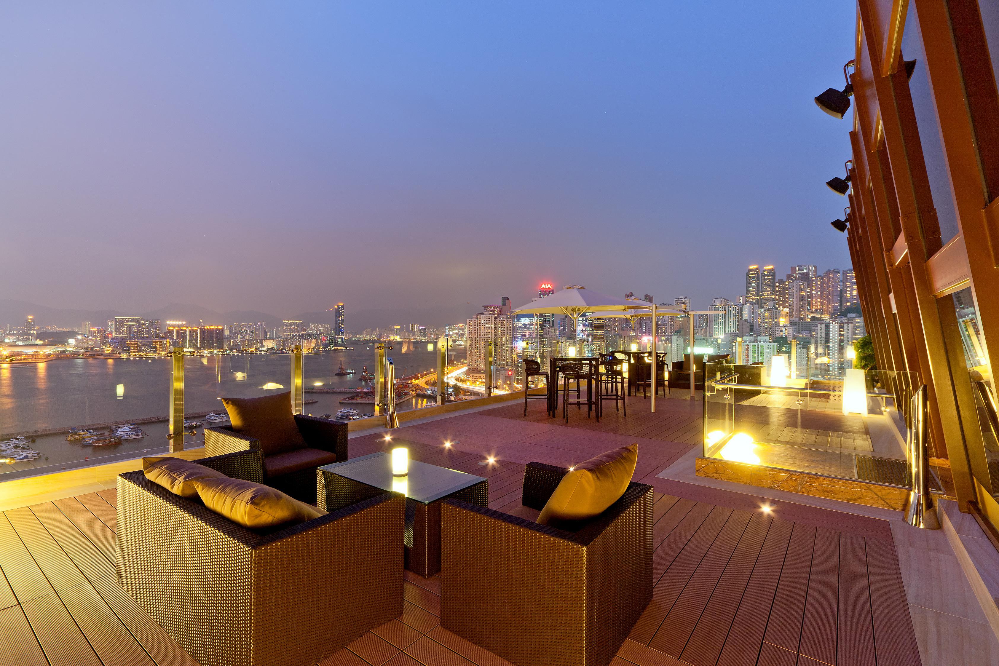 Hong Kong S 14 Best Hotels For Amazing Views Cnn Travel