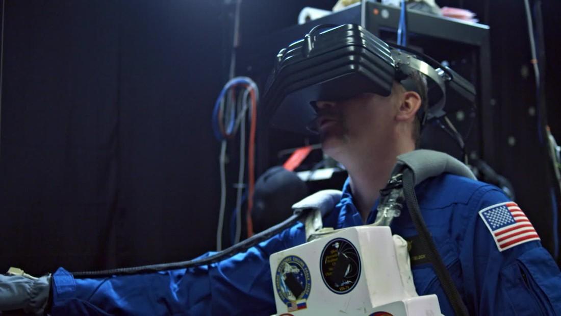 Virtual space travel