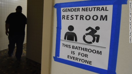 'We need a restroom revolution'