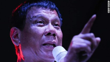 'Duterte Harry' favored to win as Philippines vote