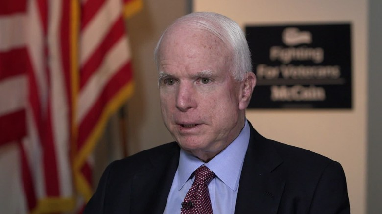 McCain: Obama 'directly responsible' for Orlando attack