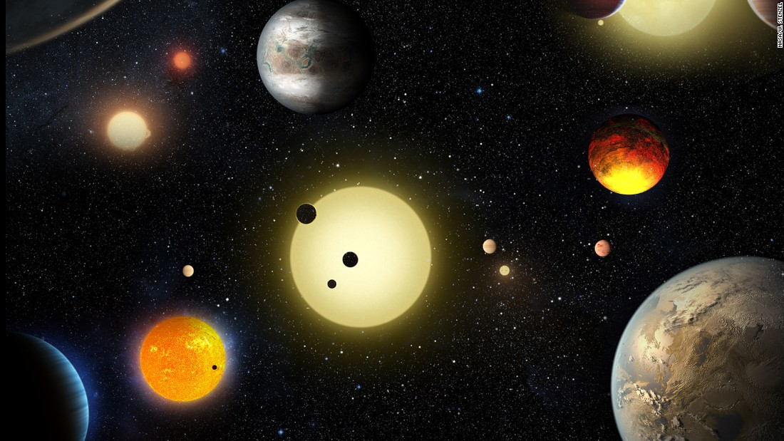 Scientists: We're 'very close' to finding another Earth