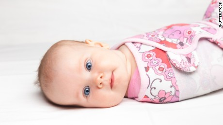 Swaddling and SIDS: About that alarming study ...