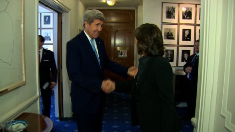 Kerry: 'Key for Syria agreement will be enforcement'
