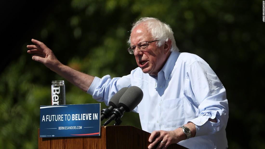 Bernie Sanders, Democratic establishment battle boils over