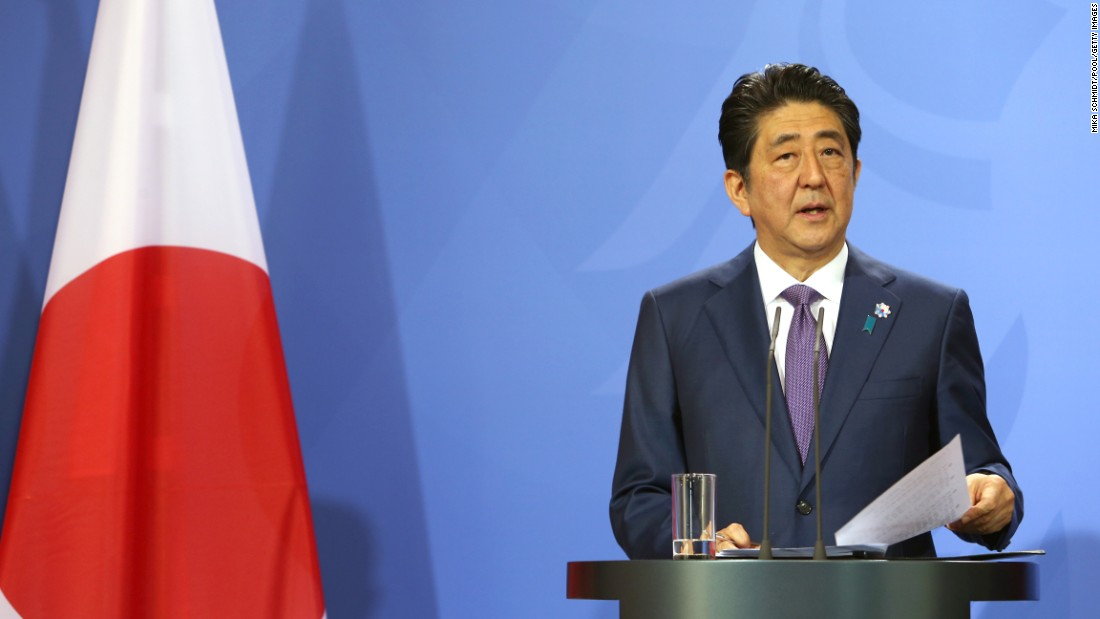 "<strong>Shinzo Abe:</strong> After serving just a year as Japan's Prime Minister, Abe resigned from his post in 2007 after low approval ratings and scandals amongst several government ministers. <a href=""http://www.cnn.com/2012/12/26/world/asia/japan-new-pm/"" target=""_blank"">He was re-elected in 2012.</a>"