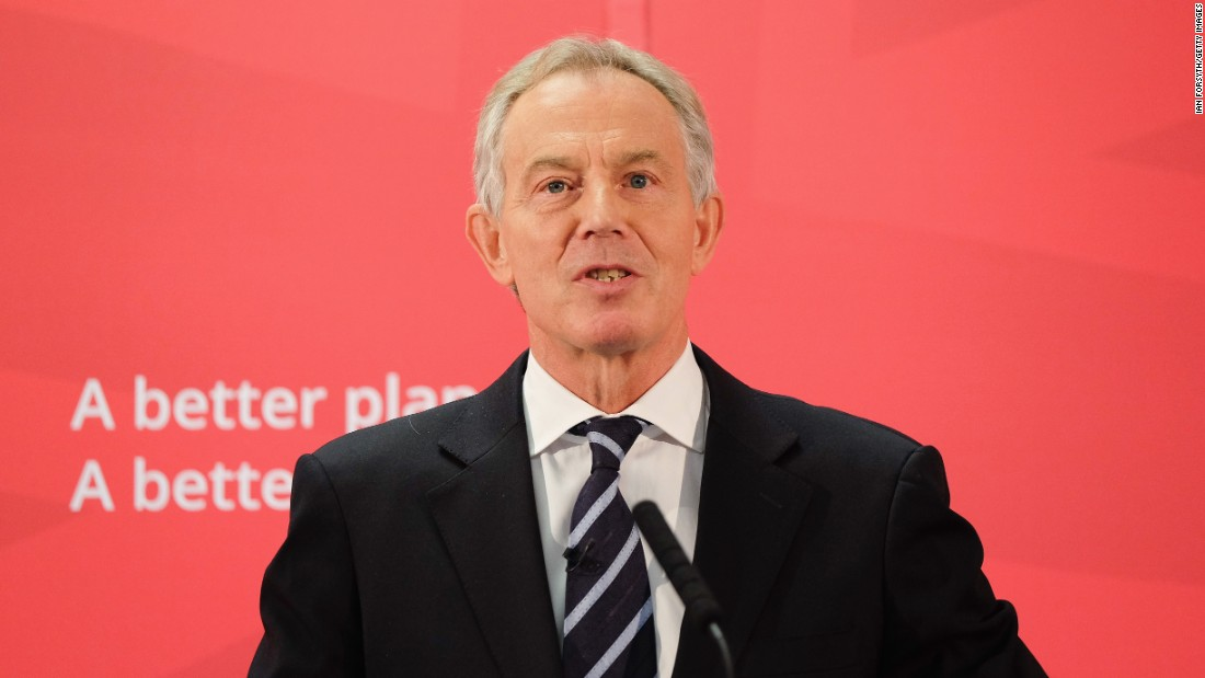 "<strong>Tony Blair:</strong> The former British Prime Minister was in office from 1997 to 2007. <a href=""http://www.cnn.com/2007/WORLD/europe/05/09/blair.resignation/index.html"" target=""_blank"">He resigned with his reputation clouded</a> by the disastrous outcome of the Iraq war and the ""Cash for Honors"" scandal, allegations that his ruling Labour Party promised honors -- including seats in the upper House of Lords and knighthoods -- in return for loans to help a 2005 general election campaign. (No charges were brought in the case.) He handed the Prime Minister post to Gordon Brown, who himself would resign a few years later."