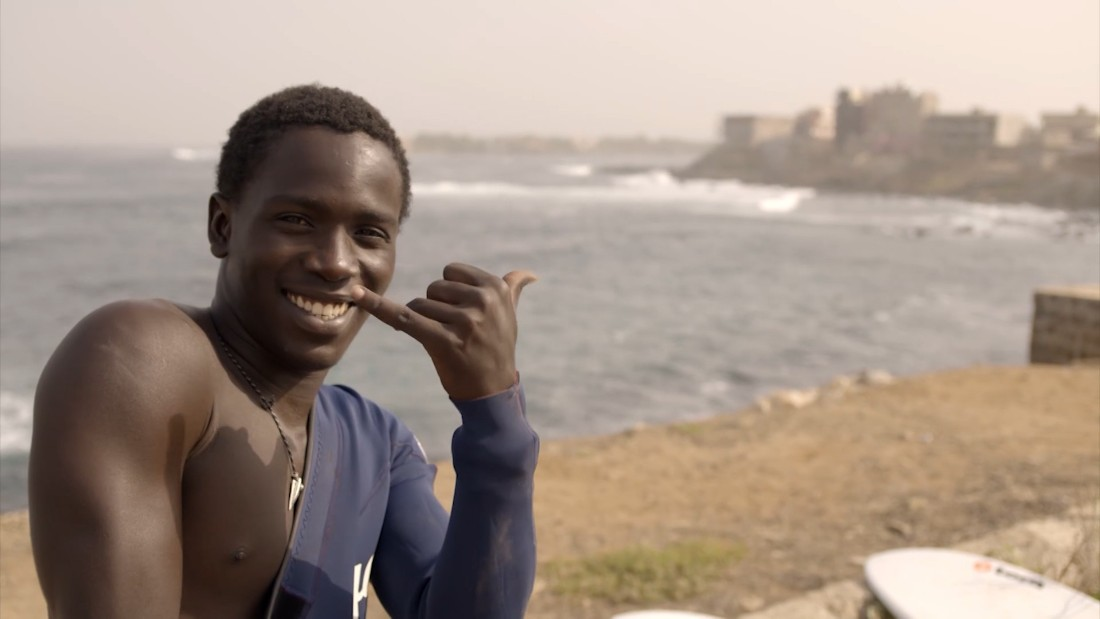 What separates Senegal from the rest of Africa?