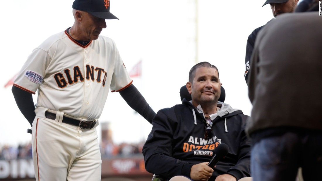 San francisco giants fan bryan stow finds new calling cnn for Tim bryan architect